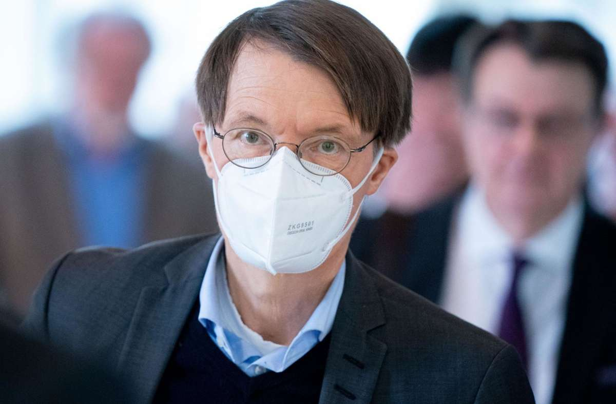 SPD-Politiker Karl Lauterbach kritisiert die Schulen. Foto: dpa/Kay Nietfeld