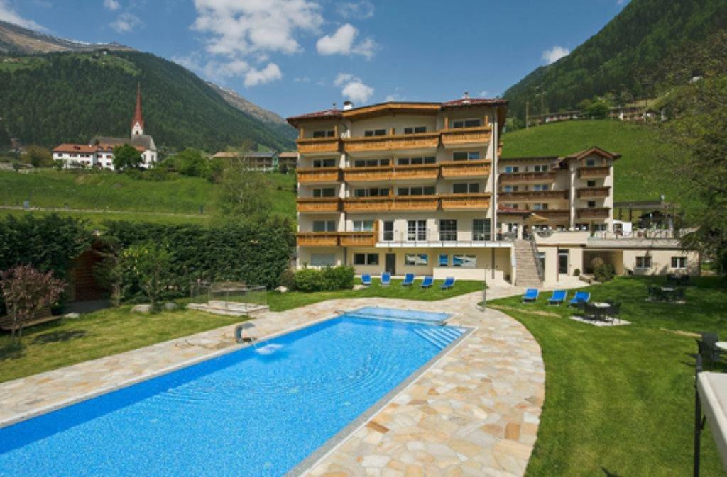 Im Hotel Wiesenhof in Südtirol bereiten sich die Stuttgarter Kickers im Juli auf die kommende Saison vor. Foto: www.wiesenhof-passeier.com