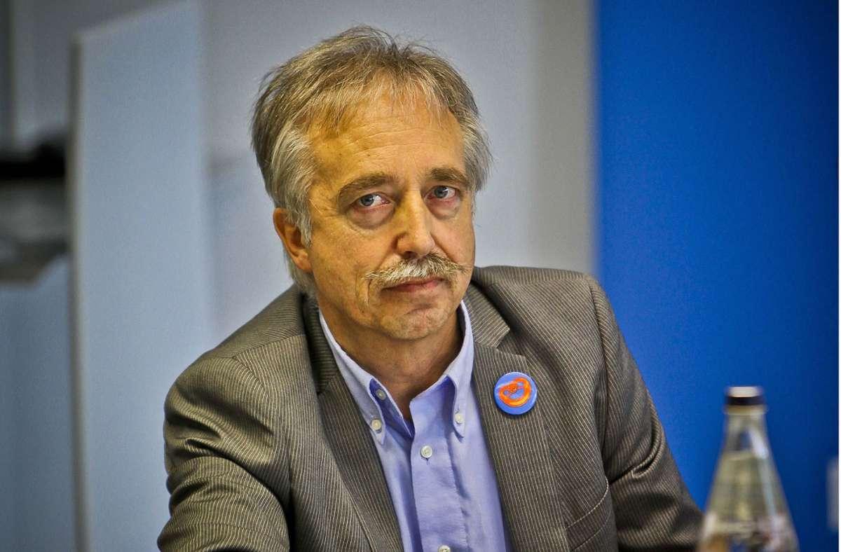 Der Kreischef der Freien Wähler, Peter Aichinger, hat seinen Posten in jüngere Hände gelegt. Foto: PPfotodesign/Peter-Michael Petsch