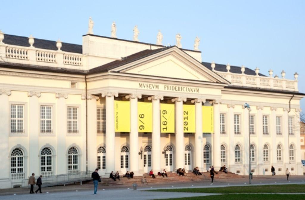 Das Zentrum der Documenta in Kassel: das Fridericianum Foto: dpa