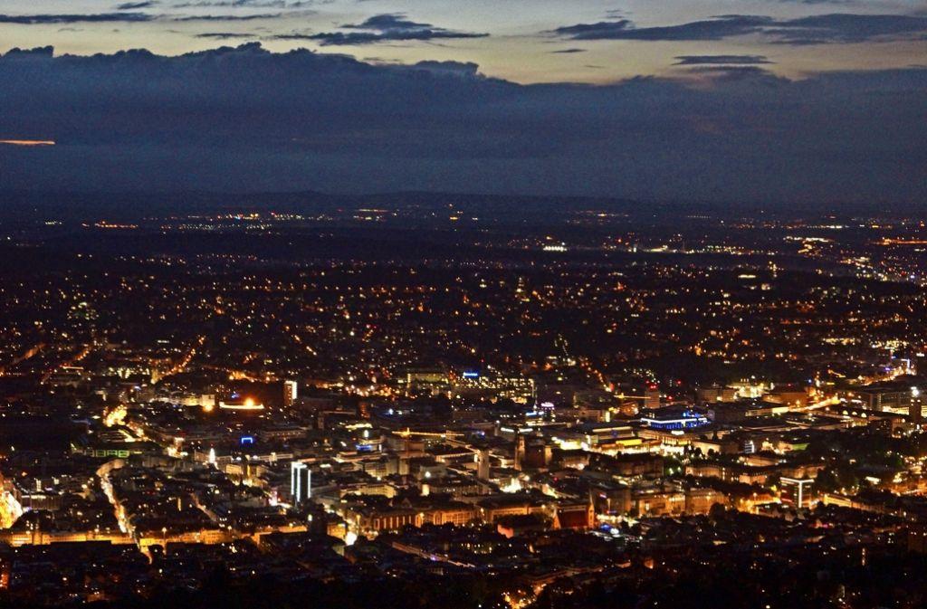 Die Stuttgartnacht bietet den Besuchern auch in diesem Jahr ein vielfältiges, kulturelles Programm. Foto: Fritzsche