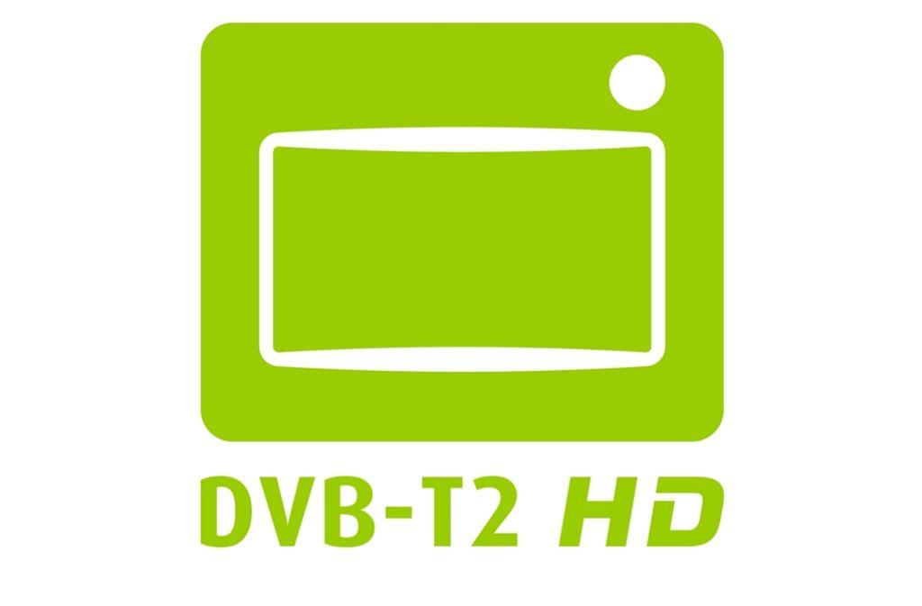 Experten raten, beim Kauf neuer Empfangsgeräte unbedingt auf das grüne DVB-T2 HD-Logo zu achten. Es garantiert, dass die Geräte für die neue Norm taugen. Foto: Deutsche TV-Plattform