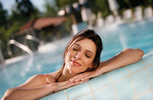 Das Solemar Bad Dürrheim bietet Ihnen mit Therme, Sauna, Wellness und Salzgrotte pure Entspannung!