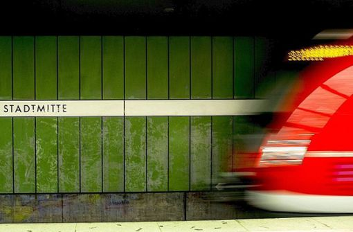Festnahme nach Spuckattacke  in der S-Bahn