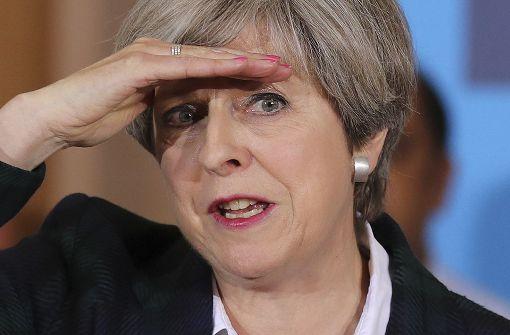 Tories drohen Theresa May mit Misstrauensvotum