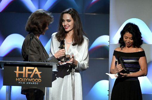 Angelina Jolie überzeugt mit eigenem Film