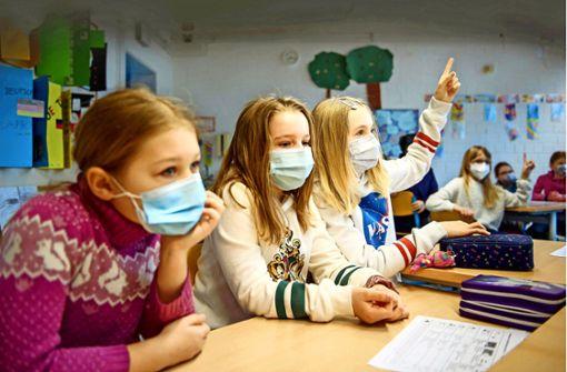 Maskenpflicht für Grundschüler löst Emotionen aus