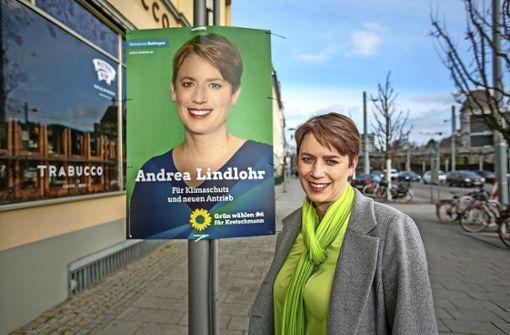 Andrea Lindlohr: Kann viel für Wahlkreis Esslingen mitnehmen