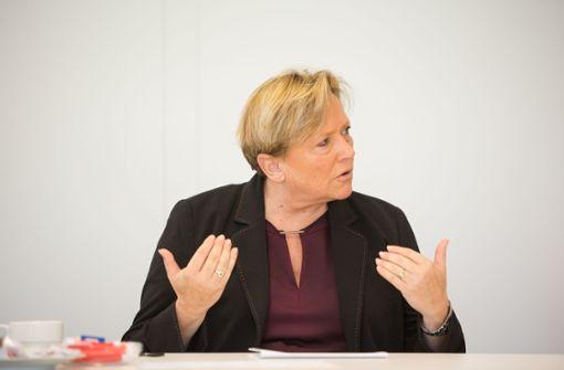 Susanne Eisenmann will Hotelübernachtungen zu Weihnachten erlauben