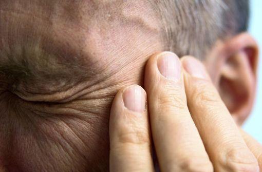 Schlechtes Wetter beeinflusst Schmerzempfinden