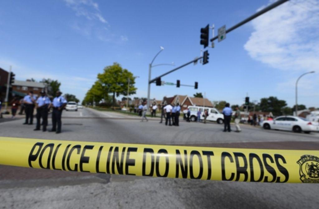 In den USA hat sich erneut ein tragischer Zwischenfall mit einer Waffe ereignet. Foto: dpa/Symbolbild