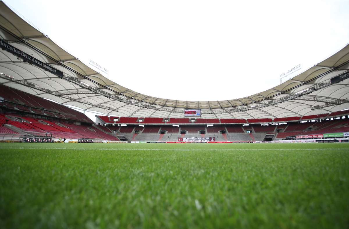 Die deutsche Nationalmannschaft spielt Anfang September in Stuttgart. Foto: dpa
