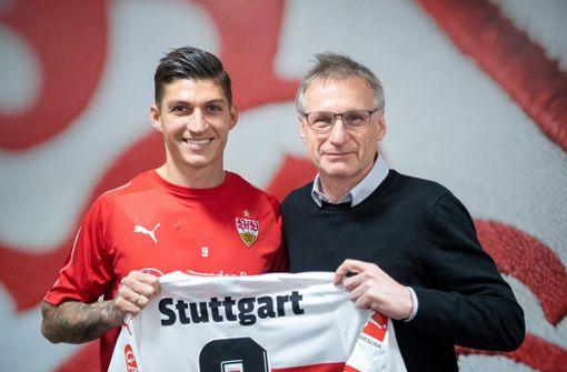 Was Steven Zuber den VfB-Fans verspricht