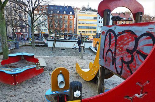 Spiel- und Sportflächen werden erneuert und erweitert