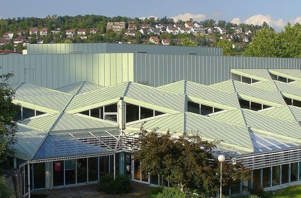 Könnte ein Investor die Stadthalle abreißen und neu bauen? Foto: Stadt Leonberg