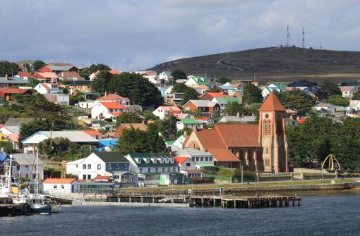 Falklandinseln   – Reisen ans Ende der Welt