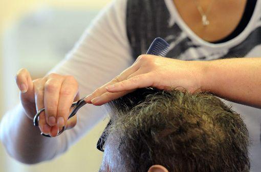 Einbrecher machen schlechten Schnitt beim Friseur