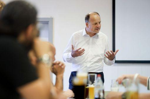 Werner Spec kämpft um sein Amt – und findet Unterstützung