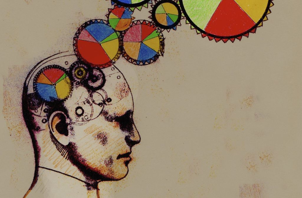 Wie viele Fragen reichen aus, um das Denken dieses Menschen zu erklären? Foto: www.mauritius-images.com