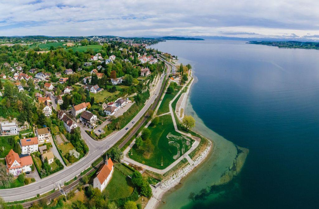 In diesem Jahr wird die Landesgartenschau in Überlingen am Bodensee stattfinden. Foto: Jürgen Heppeler
