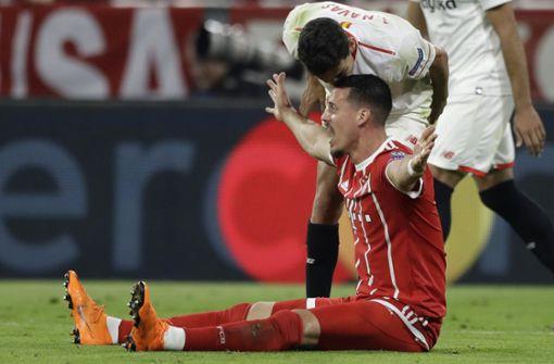 Bayern und Madrid quälen sich ins Halbfinale