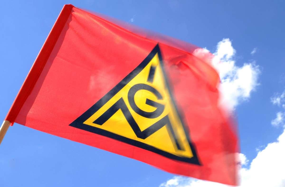 Die IG Metall kündigt auch in der Pandemiezeit weitere Streiks an. Foto: dpa/Daniel Bockwoldt