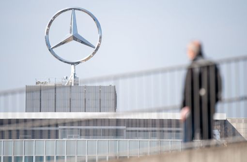 Daimler verlängert Kurzarbeit bis Ende April