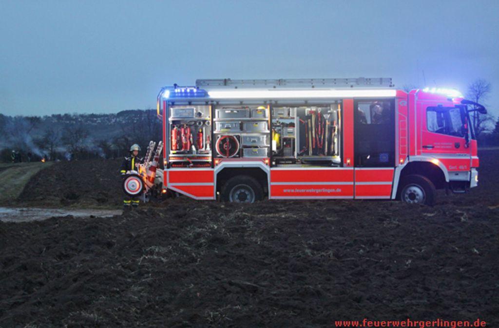 Die Gerlinger Feuerwehr rückt in jedem Jahr zu mehr als 100 Einsätzen aus. Foto: Feuerwehr Gerlingen