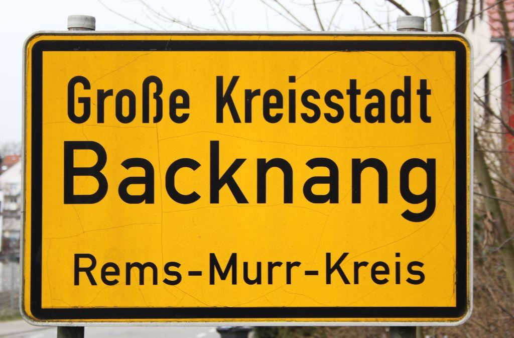 """Backnang, sagt der Oberbürgermeister Frank Nopper, sei """"begehrter denn je"""". Foto: Pascal Thiel"""