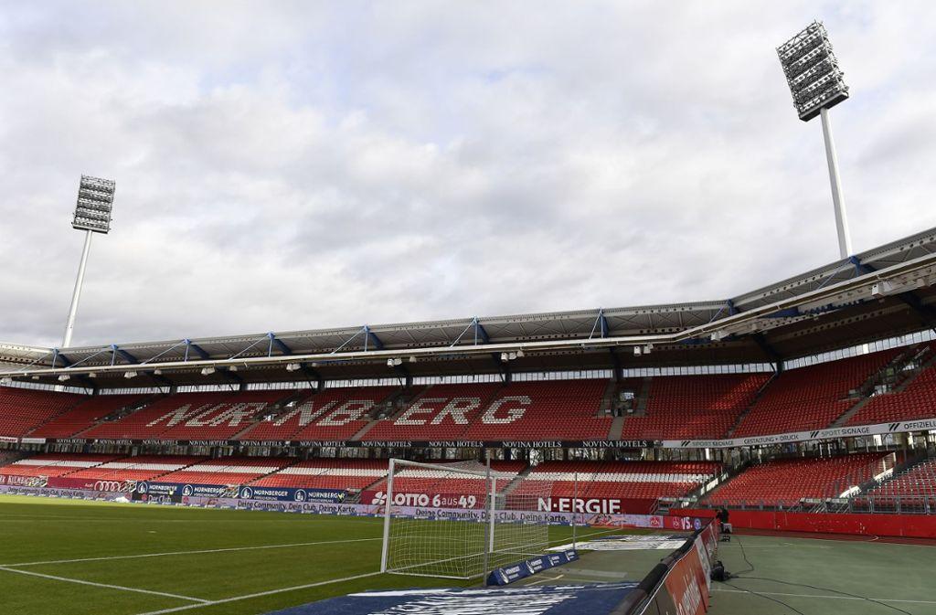 Das Länderspiel zwischen Deutschland und Italien in Nürnberg wird nicht stattfinden. Foto: imago images/ / Wolfgang Zink