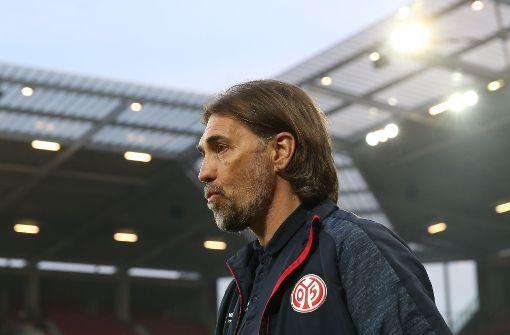 Mainz 05 und Trainer Martin Schmidt trennen sich