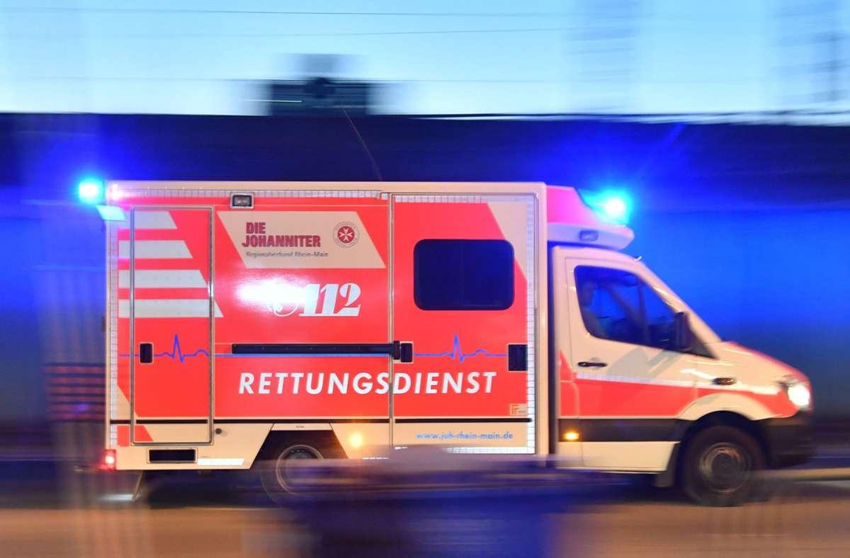 Ein 23-jähriger Motorradfahrer ist nach einem Unfall  ins Krankenhaus eingeliefert worden. Foto: picture alliance/dpa/Boris Roessler
