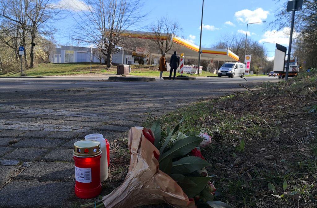 Die Fußgängerin wurde so schwer verletzt, dass sie noch am Ort starb. Foto: Andreas Rosar Fotoagentur-Stuttgart