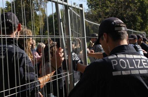 S21: Polizeieinsatz kostete 25 Millionen