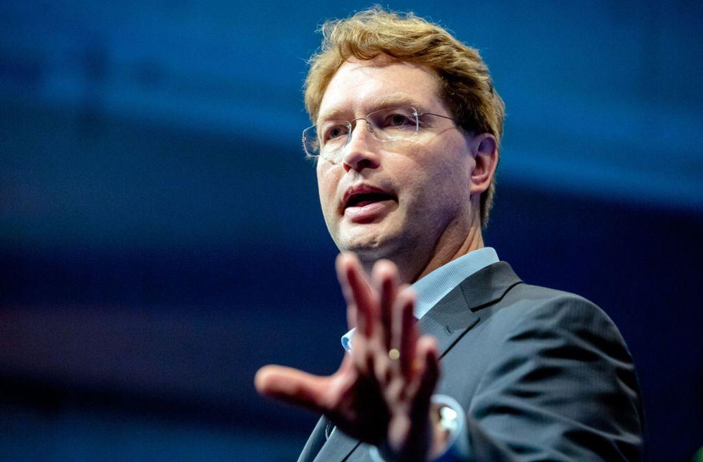 Ola Källenius ist seit Mai 2019 Vorstandsvorsitzender der Daimler AG. Foto: dpa/Christoph Soeder