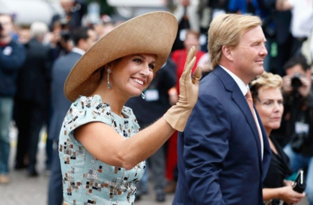 200 Jahre Königreich Niederlande: Königin Máxima und König Willem-Alexander laden nach Maastricht ein. Foto: Getty Images Europe