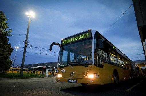 Nachtbus auch wochentags?