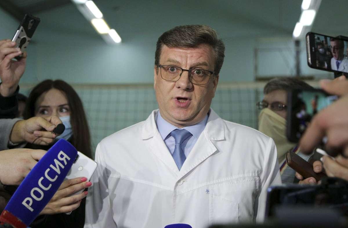 Alexander Murachowski wird vermisst. Foto: dpa/Evgeniy Sofiychuk