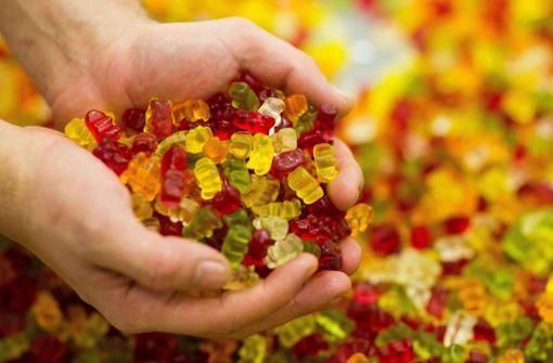 Haribo verkauft jetzt farblich sortierte Gummibärchen
