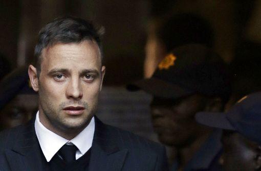 Oscar Pistorius droht lange Haft