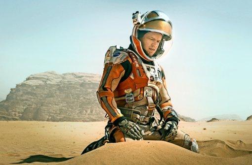 Der Antrieb der Astronauten