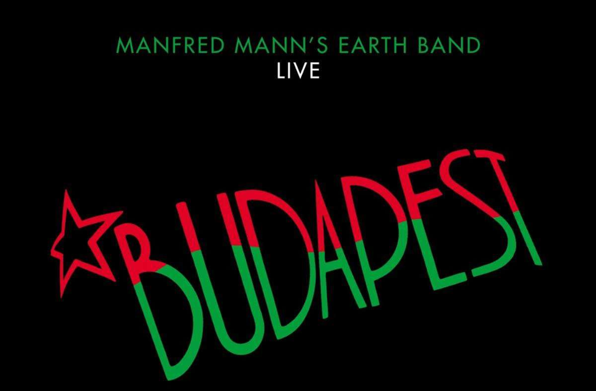 """""""Manfred Mann's Earth Band Live"""" (Creature Music/Soulfood) erschien 2012 und bietet die besten Songs wie Davy's on the Road again"""", """"Blinded by the Light"""", """"Mighty Quinn"""" oder """"Don's kill it Carol"""" mit Live-Atmosphäre. Foto: Label"""