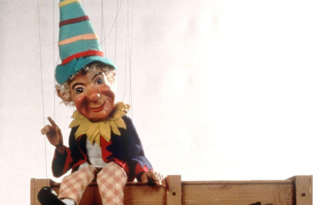 """""""Dr. Kasperl"""" erklärt, wie Lolli-Tests funktionieren (Archivbild). Foto: dpa/Fotoreport"""