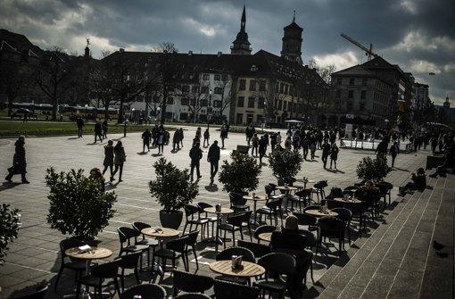 Stuttgart rutscht in Sachen Lebensqualität  ab