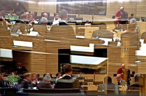Der NSU-Ausschuss des Landtags sucht nach NSU-Unterstützern im Südwesten. Foto: dpa