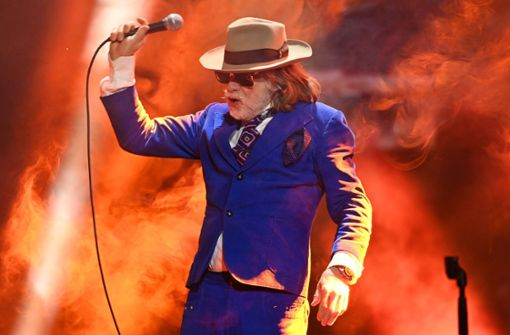 """Rea Garvey siegt bei Raabs Song Contest über """"Helge Lindenberg"""""""
