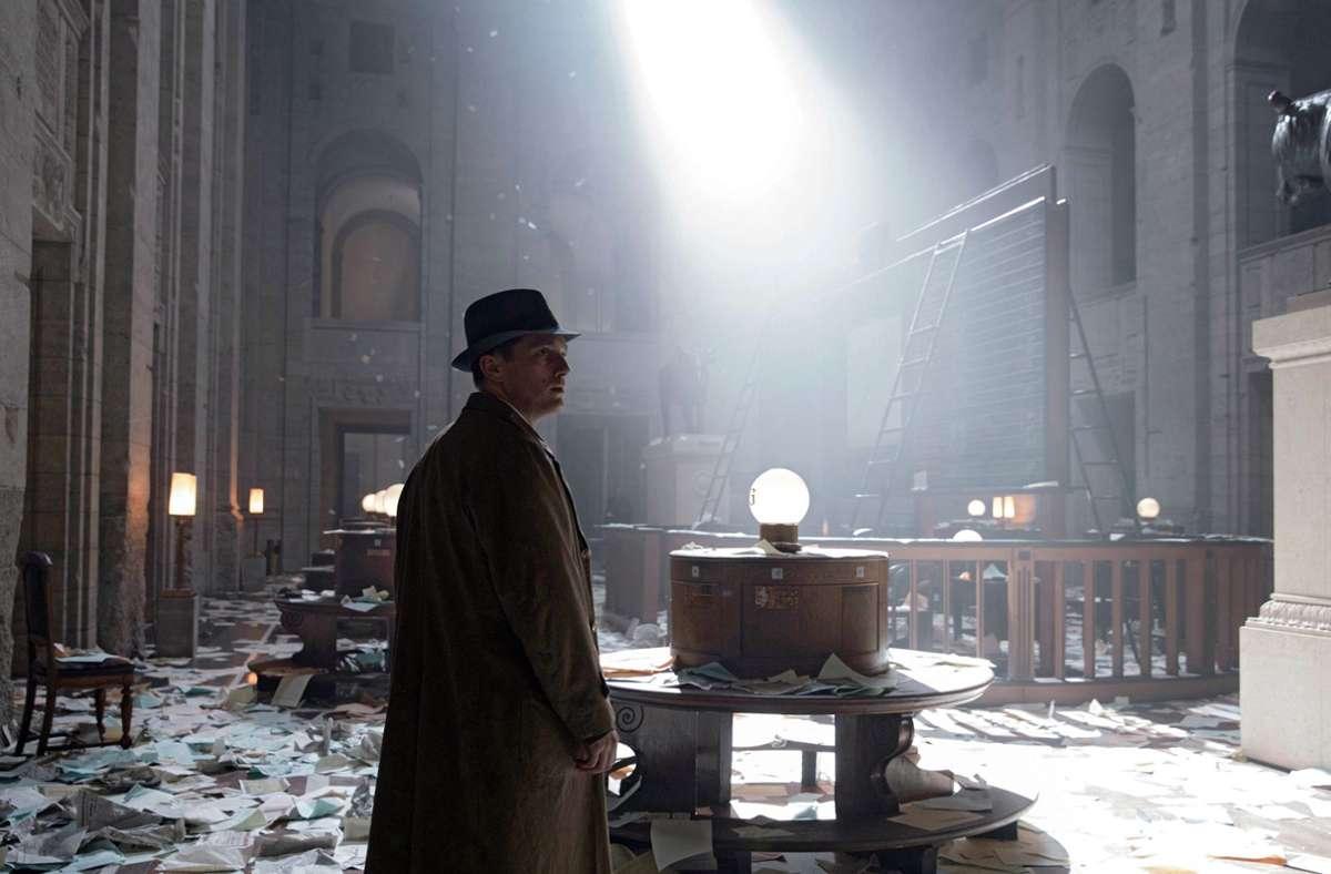 """""""Babylon Berlin"""" geht in eine vierte Staffel. Foto: dpa/Frederic Batier"""