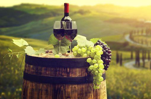 Wein auf Rezept