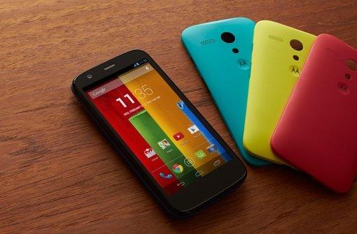 Ein Android-Smartphone zum Kampfpreis