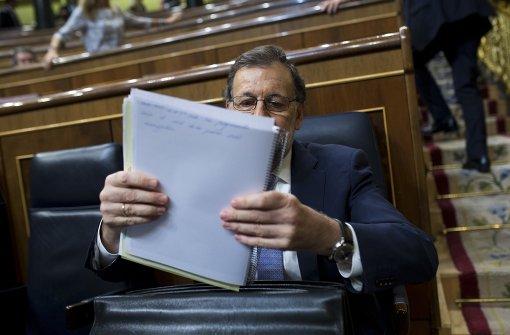 Spanier müssen wohl ein drittes Mal wählen